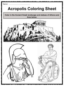 The Acropolis Facts, Worksheets, History & Geography For Kids