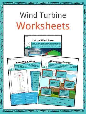 Wind Turbine Worksheets