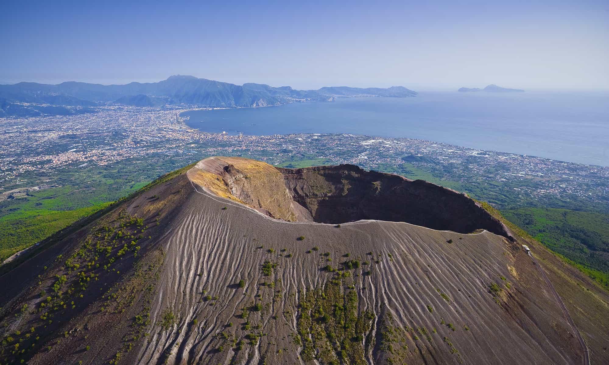 Mount Vesuvius Facts Worksheets Amp Geological