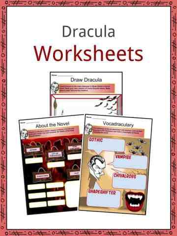 Costume Worksheets