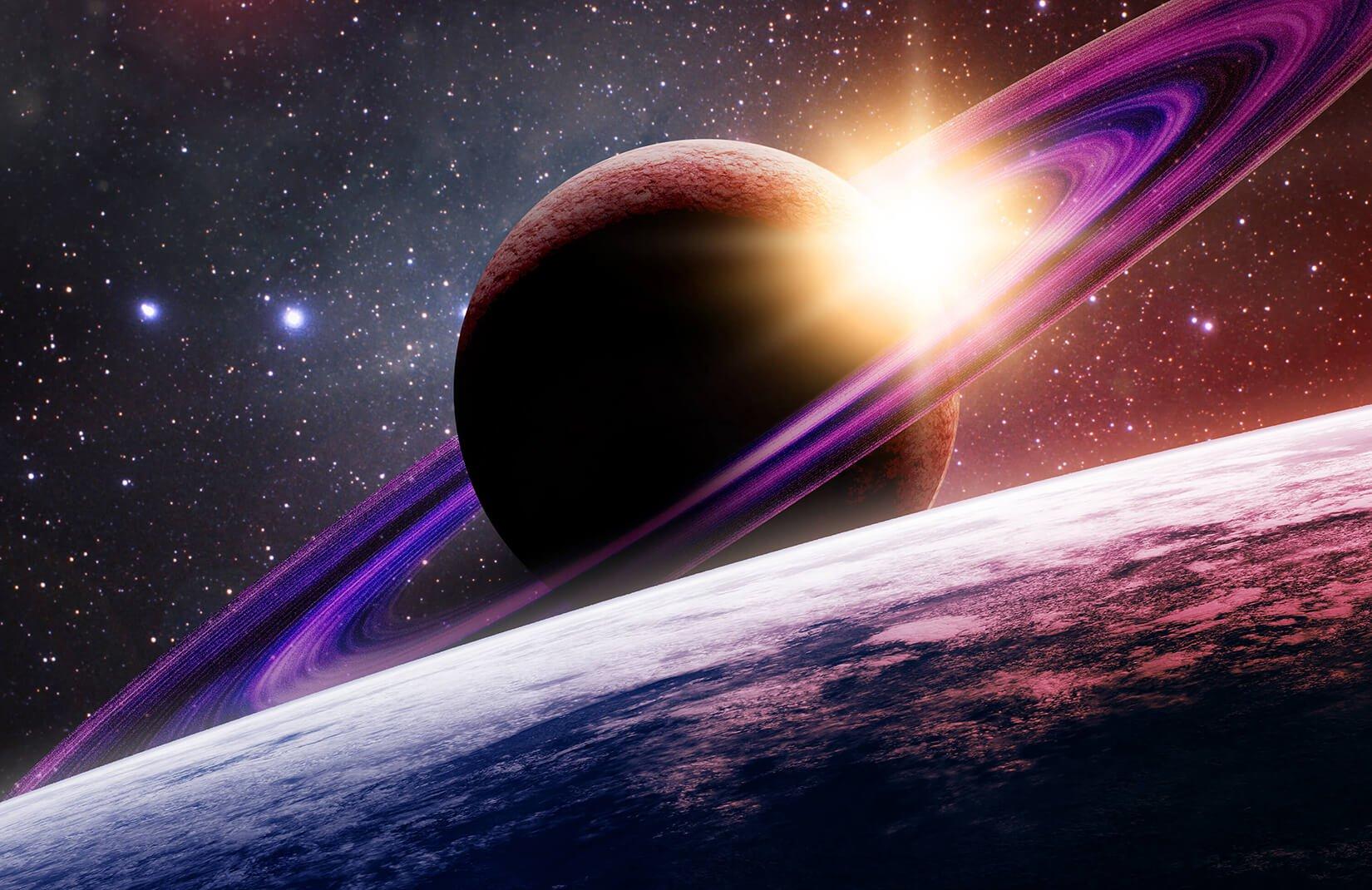 Saturn Planet Worksheets