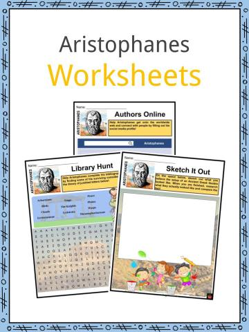 Aristophanes Worksheets