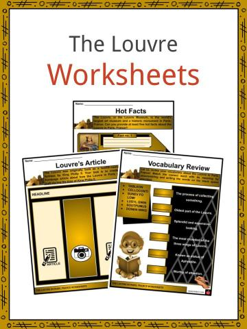 The Louvre Worksheets