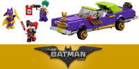 New Batman Movie Lego Sets (3 things) | KidsKud
