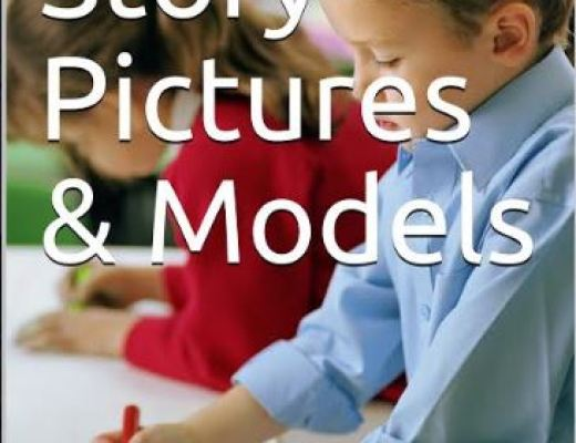 Bible Story Pictures & Models by Geoffrey Waugh