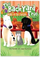 "Alt=""the backyard trio by sara kendall"""
