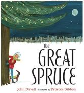 """Alt=""""the great spruce by john duvall"""""""