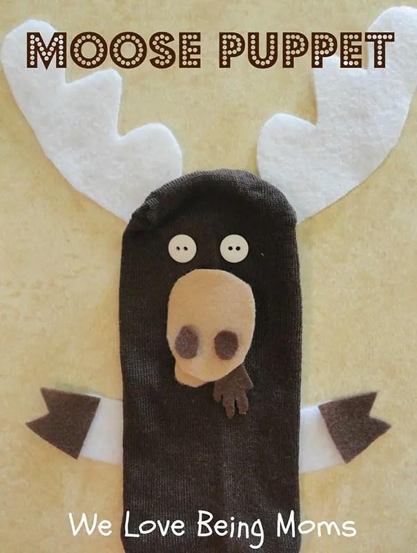 Moose Craft Preschool : moose, craft, preschool, Magnificent, Moose, Crafts