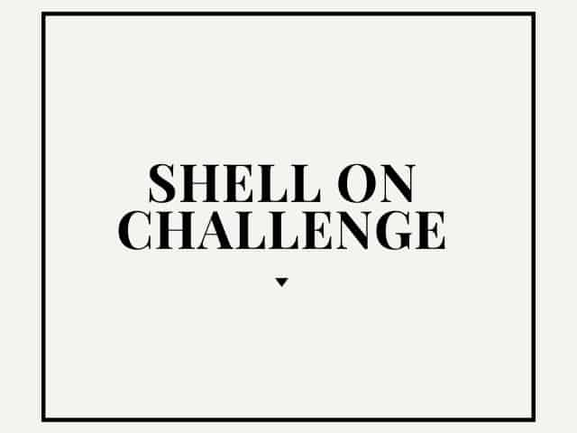 shell on challenge