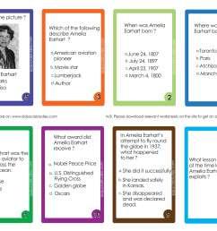 Abraham Lincoln Flash Cards PDF [ 3272 x 4031 Pixel ]