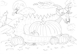 dragon-halloween-picture