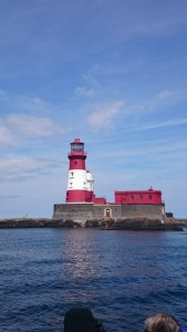 Image of grace-darlings-red-and-white-striped-longstone-lighthouse-farne-islands