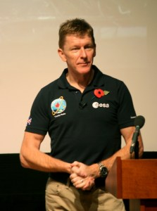 Image of tim-peake-astronaut-at-principia-space-conference-york