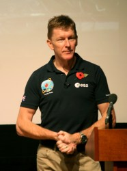 Image of tim-peake-astronaut-at-principia-space-conference-york