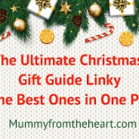 The Ultimate Christmas Gift Guide Linky at Mummy from the Heart