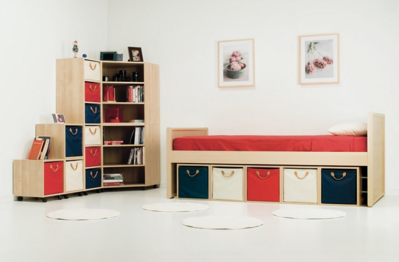 30 Cubby Storage Ideas For Your Kids Room