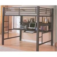 20 Loft Beds With Desks To Save Kids Room Space | Kidsomania