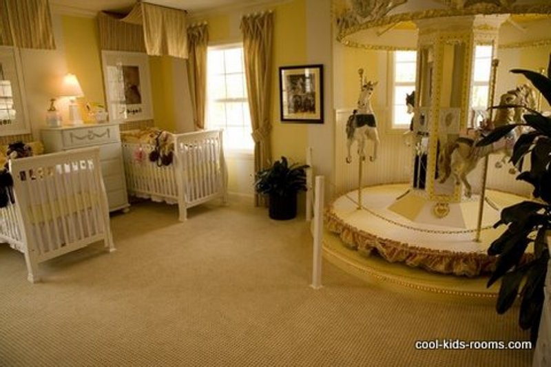 13 Luxurious Nursery Bedroom Design Ideas