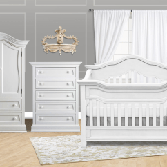 White Rocking Chairs For Sale And Gliders Baby Appleseed Millbury Convertible Crib In Pure - Kids Furniture Los Angeles