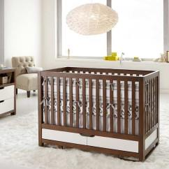 Vanity Table Chair Rattan Accent Brown Crib With Storage | Oslo Kids Only Furniture