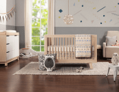 Baby Cribs Los Angeles Best Solid Wood NonToxic Cribs
