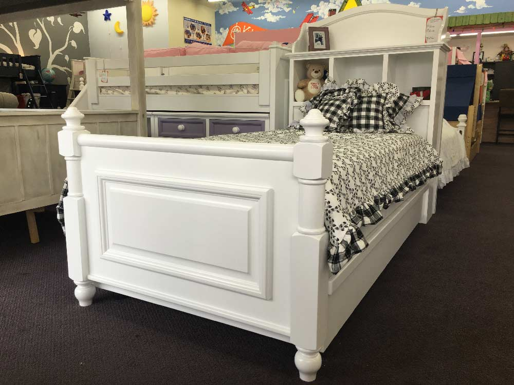 Madison Bookcase Bed Kids Furniture In Los Angeles