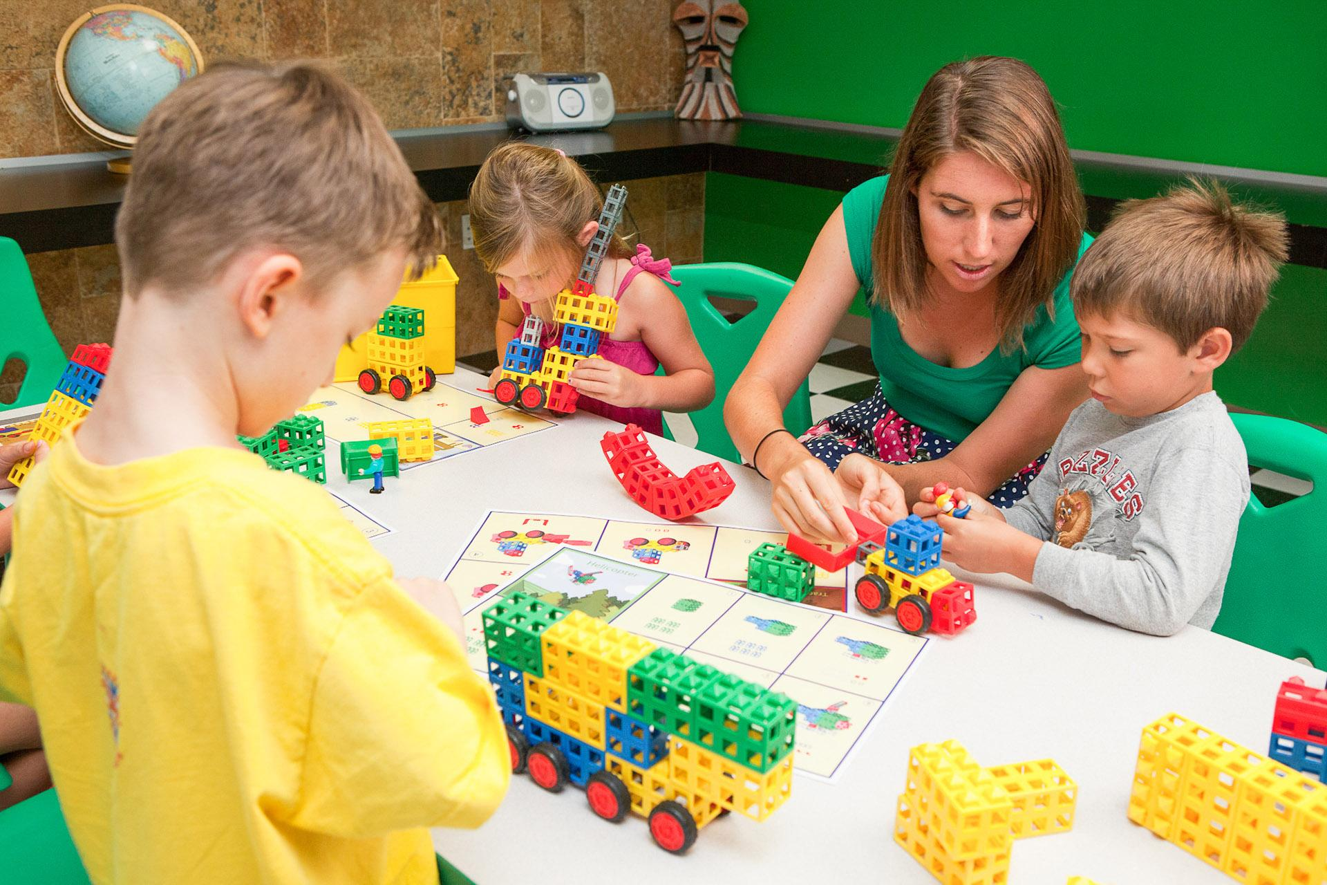 Rok Blocks Mobile Stem Lab Kid Spark Education