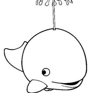 Amazing Killer Whale Coloring Page : Kids Play Color