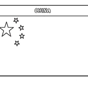 United Kingdom Nation Flag Coloring Page : Kids Play Color