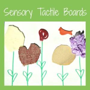 Sensory Tactile Boards