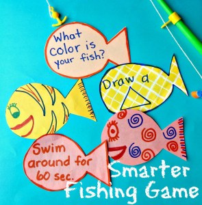 Smarter Fishing Game