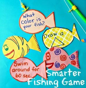 Smarter Fishing Game