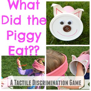 What did the Piggy Eat?