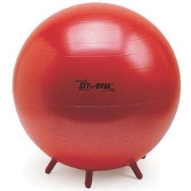 therapy sitting ball