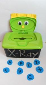 x ray box