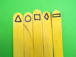 french fry shapes