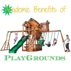 Academic Benefits of Playgrounds