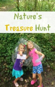 Outdoor activity that encourages kids to hunt for nature's treasures while getting exercise and boosting math and science skills. Get outside and try it today!