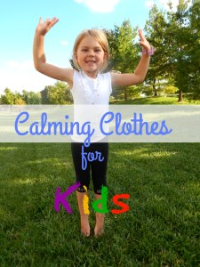 Calming Clothing for Kids