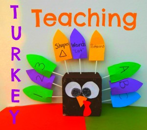 The Teaching Turkey