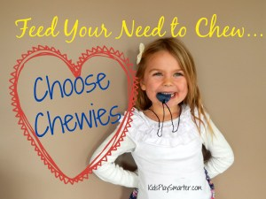 Feed Your Need to Chew: Choose Chewies