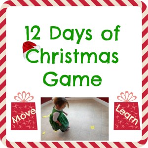 12 Days of Christmas Game