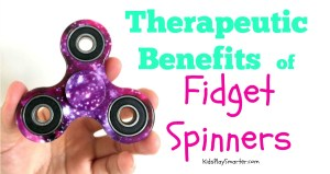 Fidget Spinners' Therapeutic Benefits