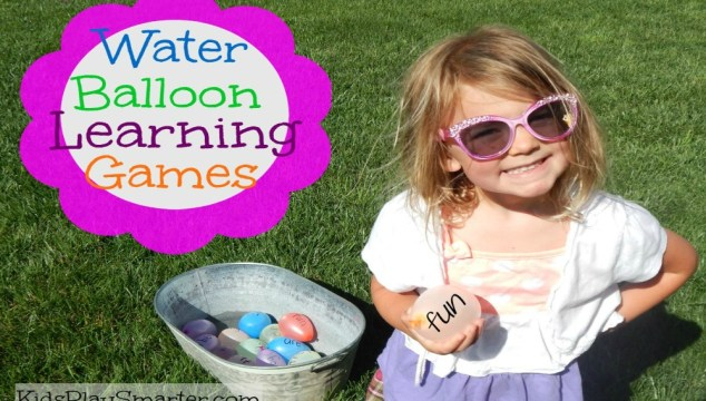 Water Balloon Learning Games