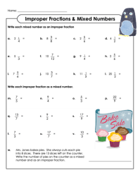 Fractions Super Teacher Worksheets - perimeter ...