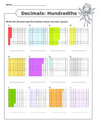 Number Names Worksheets  1-100 Number Line - Free ...