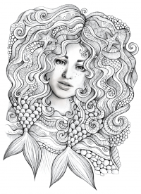Relax Coloring Page - KidsPressMagazine.com