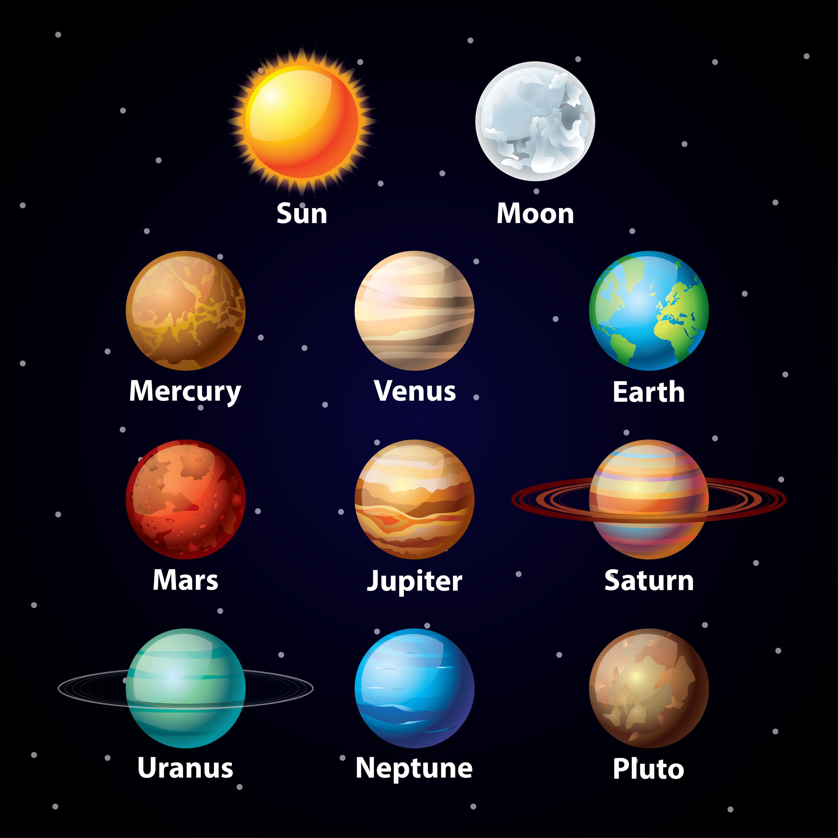 Planet Facts  Kidspressmagazinecom
