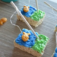 Gone Fishing Party Treats