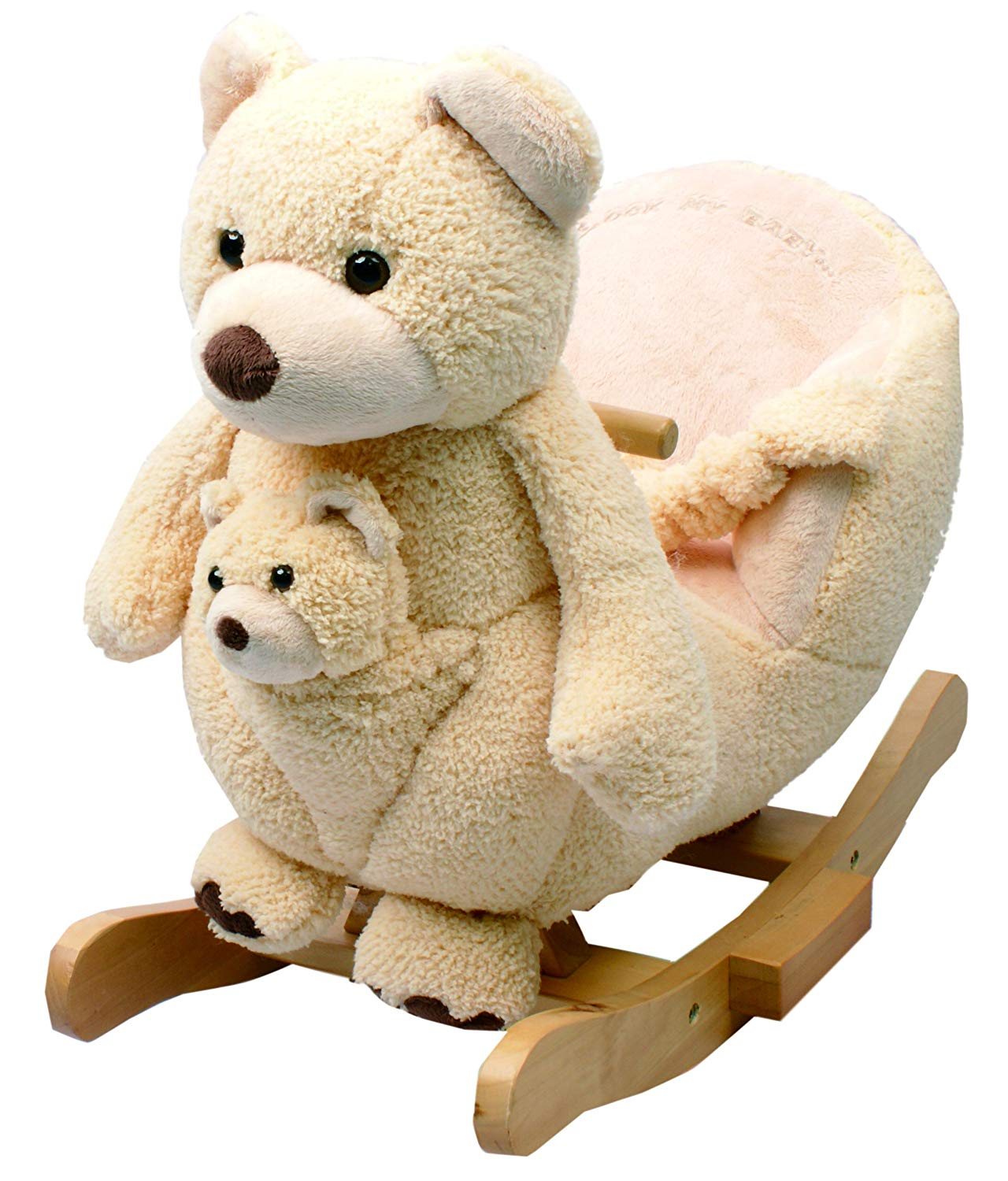 plush animal rocking chairs electric chair video adorable for baby 39s nursery